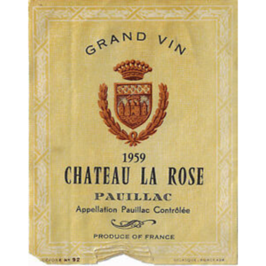 Chateau La Rose